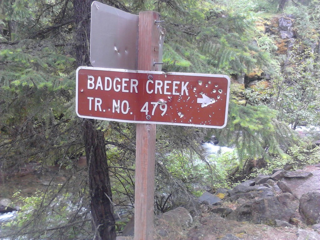 Badger Creek Trail