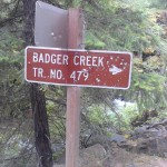 Badger Creek Trail