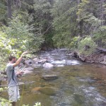 Jaimie Fly Fishing